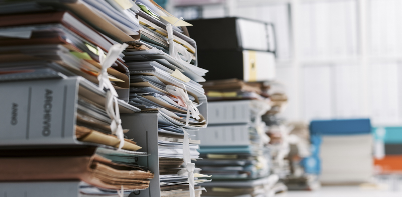 7 Reasons Why You Should Be Thinking About Document Management