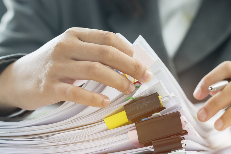 HR Records Retention Requirement Guide