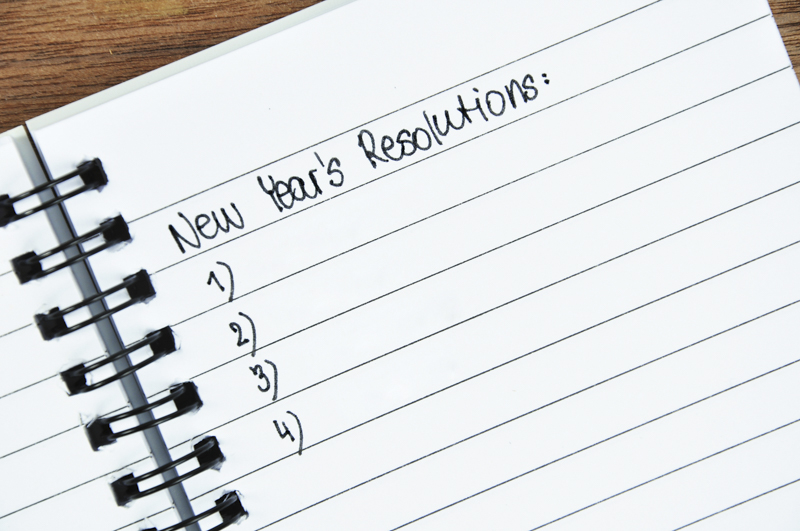 How to Make a New Year's Resolution for your Business