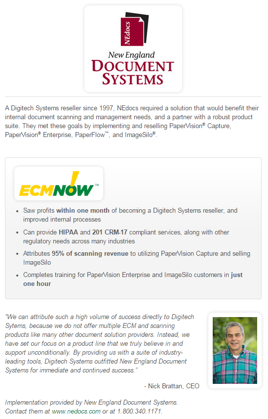 Digitech Systems reseller