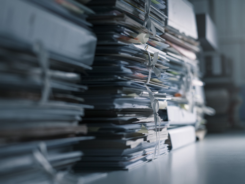 Record Retention Requirements – Basic Rules for Business Record Retention