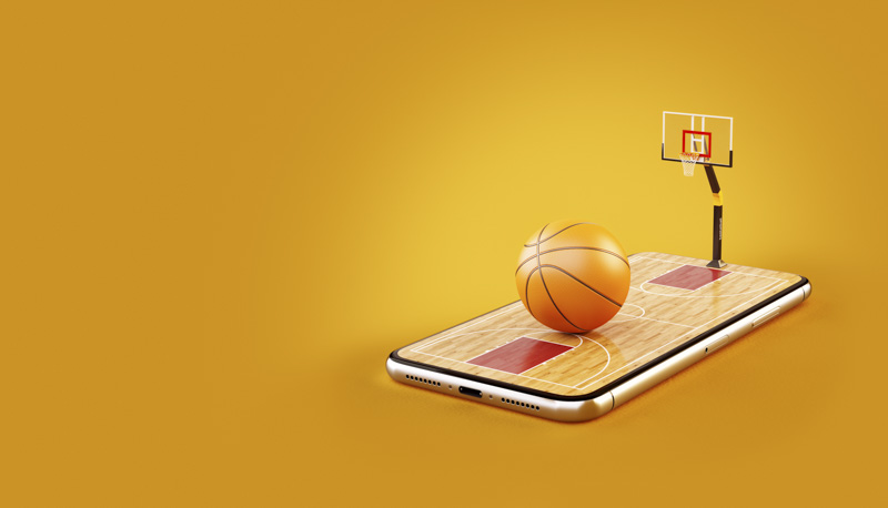 The March Madness Paperless Divide